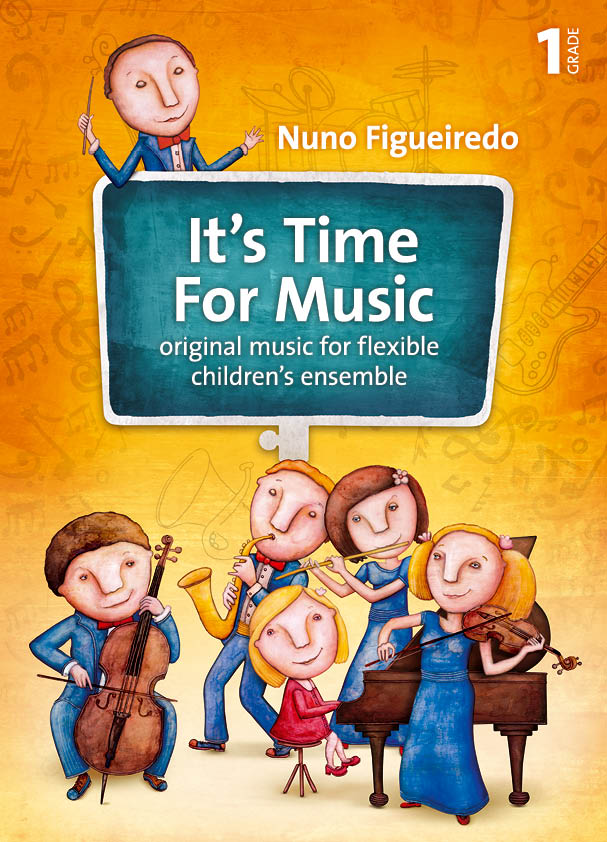 Nuno Figueredo: Its time for music